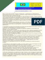 Rfid - Identificação Por Radiofreqüência - Sandra Regina Matias Santana i