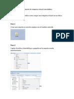 Instalación de Máquina Virtual AsteriskNow v2