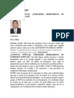Consulta Herramienta Popular