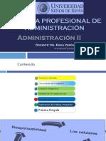 Administración II Uss 2014