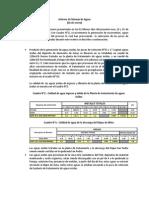 Informe de Manejo de Aguas 16 de Enero[1]