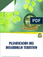 Planificación Del Desarrollo Turistico - 2014 II