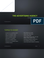 Role of Advertising Agency