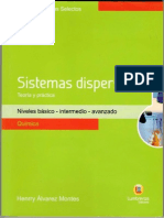 sistemas dispersos