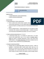 Direito Administrativo - Aula 01 - Intensivo Modular