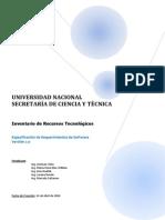 DSI.ppai.2014 - Especificacion de Requerimientos v2.0