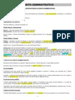 Caderno Administrativo