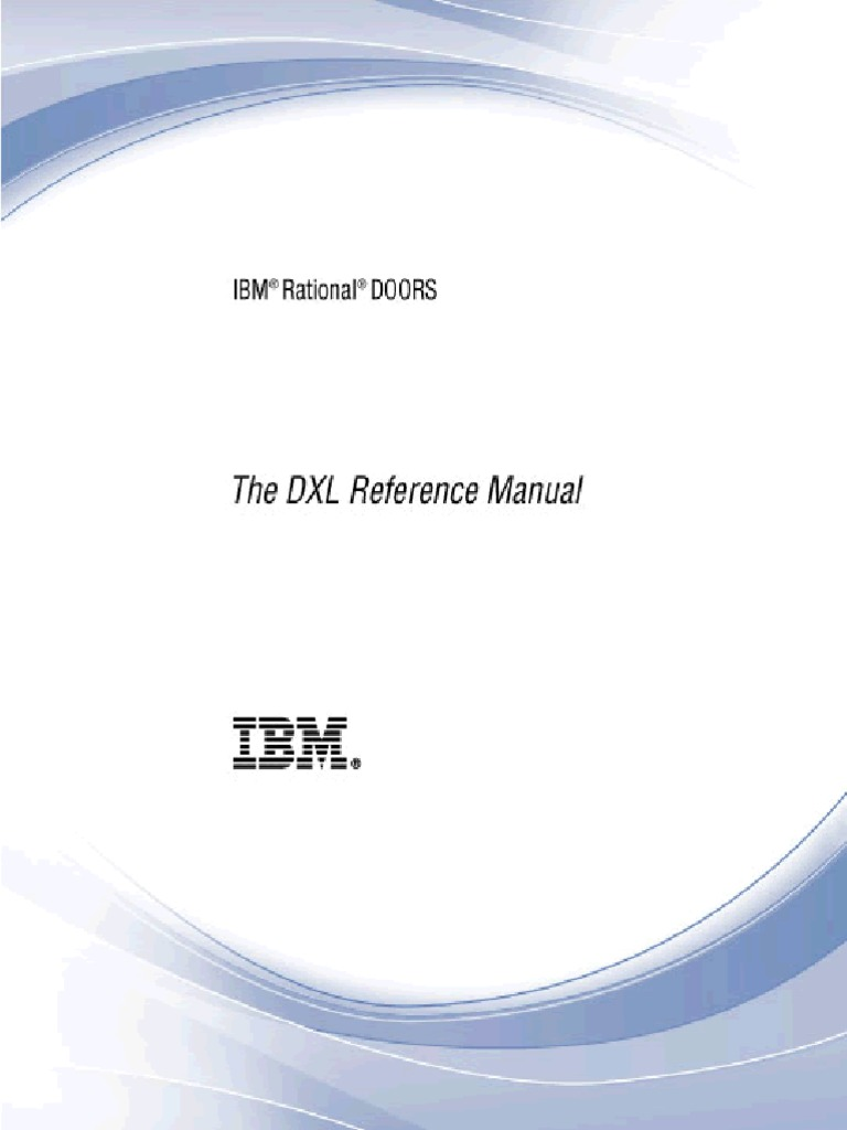 sc 1 st  Scribd & Dxl Reference Manual | C (Programming Language) | Software Development