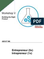Venture Design V