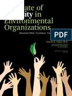 State of Diversity In Environmental Organizations Full Report
