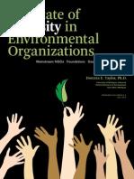 State of Diversity In Environmental Organizations Full Report