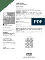 Blanket_Handicrafter Cotton Twists
