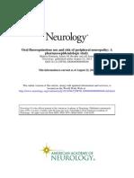 Fluoroquinolone Neurology
