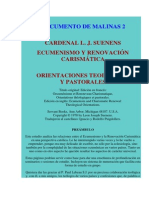 Documento de Malinas 2