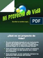 Proyecto de Vida