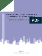 Uticaj Klimatskih Promena Na Planiranje i Projektovanje (1)