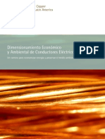 Folleto Dimensionamiento Economico y Ambiental Conductores Electricos