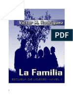 manual de discipulado la familia