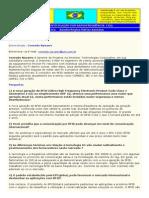 Rfid - Identificação Por Radiofreqüência - Sandra Regina Matias Santana Xv