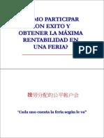 Como Participar Con Exito en Ferias y Misiones Comerciales[1]