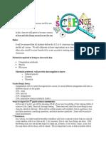 syllabus science 5