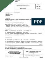 NBR 7251-Determinaçao de Massa Unitaria