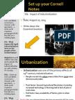 WEBNOTES - Day 3 - 2014 - ImpactOfIndustrialization