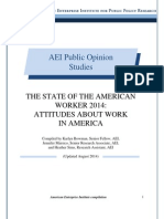 The state of the American worker 2014