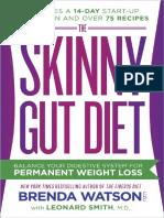 Skinny Gut Diet by Brenda Watson - Excerpt