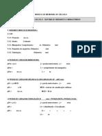 21.2 - Modelo de Memorial de Cálculo Hidráulico (Nt 15 - Anexo - f)