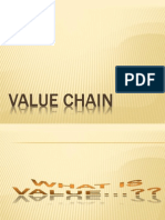 Value Chain Ppt