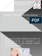 Anestesio Variaciones Biologicas 2