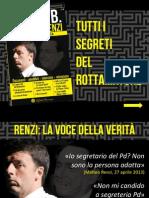 Il Lato Segreto Di Matteo Renzi