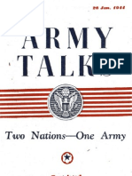(1944) Army Talks