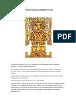 Principales Dioses Del Imperio Inca 223d6bc5e319c