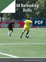 48 Defending Drills