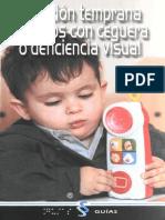 Atencion Temprana Del Niño Con Discpacidad Visual
