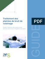 Bruit Guide Traitement Plainte VF