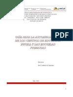 Guía Para La Autoevaluación de Educación Inicial y Primaria 16.07.2014
