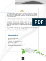 Catalogo de Leds (Siled)