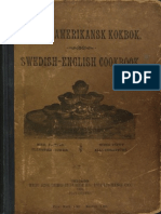 Swedish American Cookbook