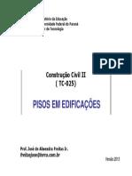 TC025 Pisos Em Edificações x