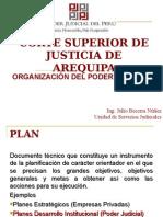 Estructura Organica PJ