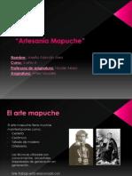 Artesanía Mapuche. Original