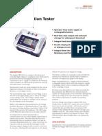 Insulation Resistance Testers 10kV