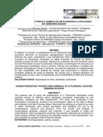 Artigo Caracterizacao Fisica Planossolo Enciclopedia Biosfera