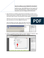 Step by StepCreatingIDSigningCreditReport
