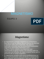 Magnetismo Lol