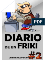 Diario de Un Friki - Un Frikicillo de Internet - Pequeño Adelato de La Segunda Parte %28pdf%29
