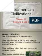 Mesoamerican Civilizations Lined
